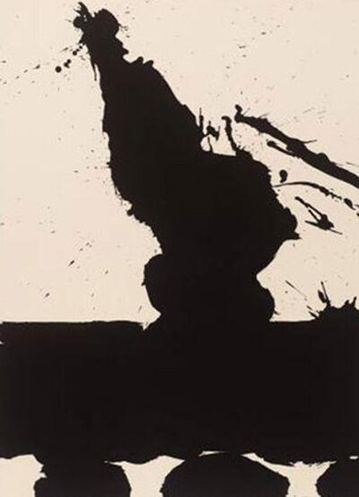 Robert Motherwell, 'Africa Suite: Africa 2 ', 1970