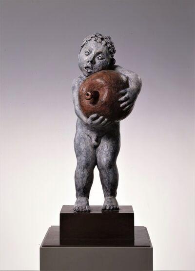 Anna Bogouchevskaia, 'Putto with apple', 2003