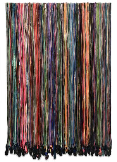 Monica Delgado, 'Drawing a Line #10', 2019