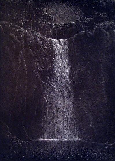 Tomás Sánchez, 'Sonido de Aguas en la Noche', 2009