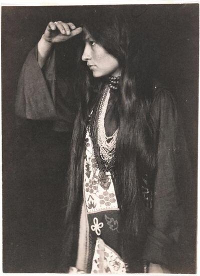 Gertrude Käsebier, 'Zitkala Sa, Sioux Indian and activist', ca. 1898
