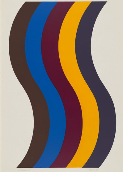 Margaret Worth, 'Samsara 12', 1968