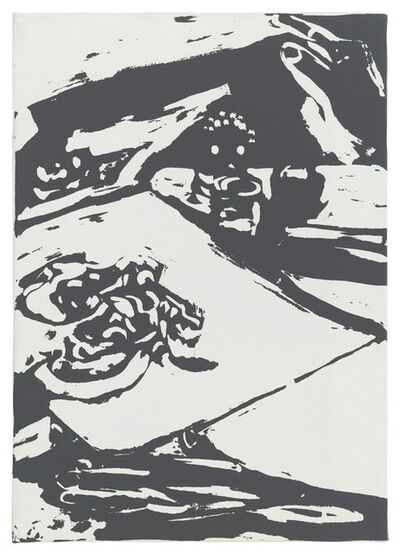 Albert Oehlen, 'Untitled', 1989