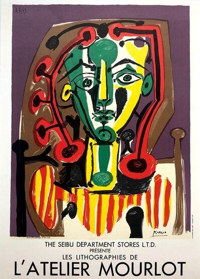 Pablo Picasso, 'Les Lithographies de L'Atelier Mourlot', 1984