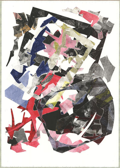 Albert Paley, 'Hilo Monoprint 26', 2010