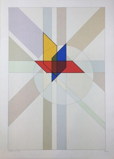 Luigi Veronesi, 'Costruzione/Construction ', 1988