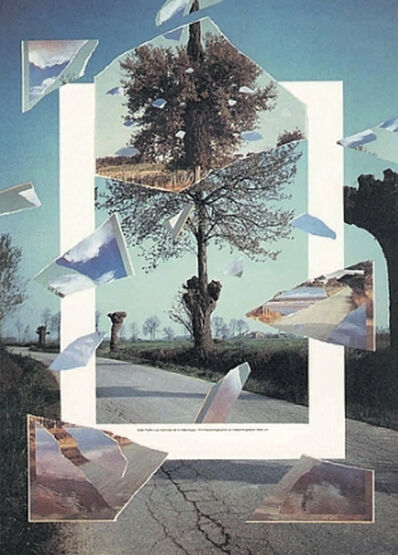 Giulio Paolini, 'Les aventures de la dialectique (II)', 1992