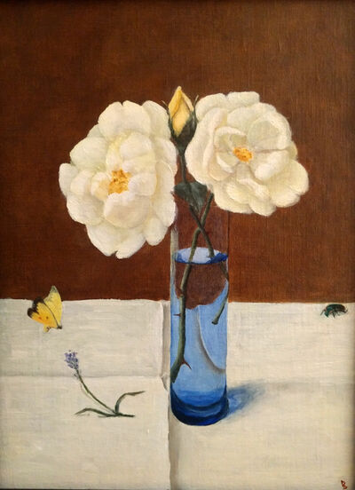 J. Clayton Bright, 'The Blue Vase', 2012