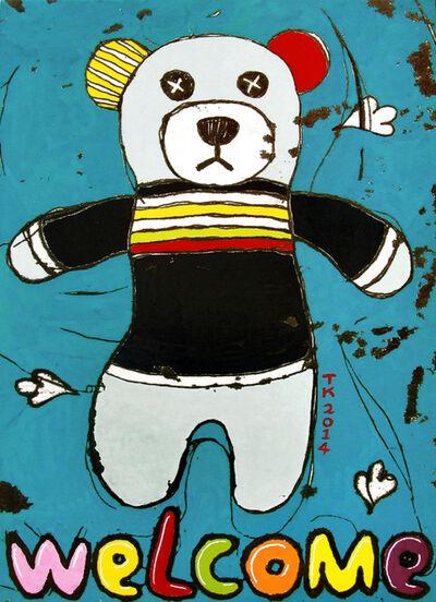 Tae Kyu Yim, 'Welcome Bear ', 2014