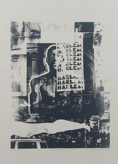 Reginald Gammon, 'Harlem on my mind', 1969