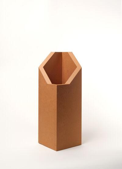 Erwin Heerich, 'Cardboard sculpture', undated