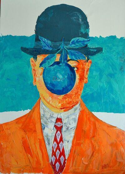 Aurino Jottar, 'René Magritte', 2019