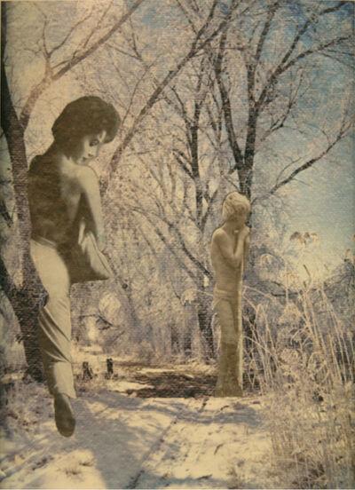 Joseph Cornell, 'Untitled (Jackie Lane)', ca. 1960