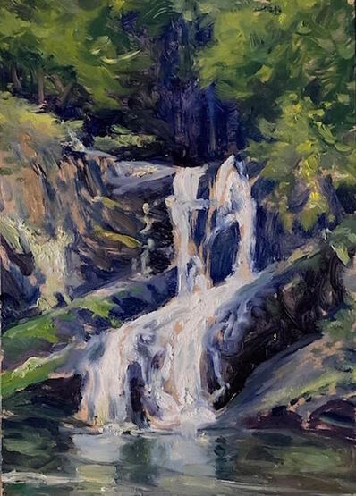 Richard Rosenblatt, 'Indian Brook Falls', 2020