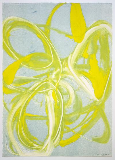 Brenda Zappitell, 'Lemon Yellow II', 2017