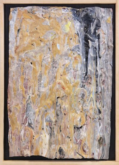 Larry Poons, '84BS-2', 1984