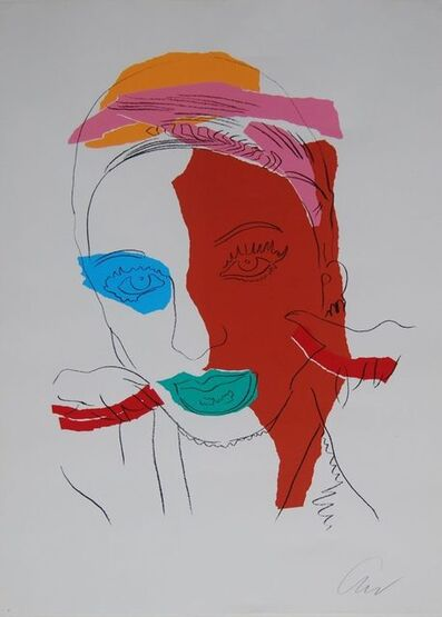 Andy Warhol, 'Ladies & Gentleman II.126', 1975