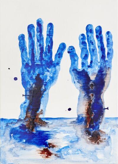 Barthélémy Toguo, 'Human Nature 12', 2019