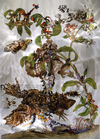 Dominique Paul, 'The Insects of Surinam 21', 2014