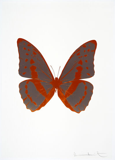 Damien Hirst, 'The Souls III - Gunmetal/Prairie Copper/Prairie Copper', 2010