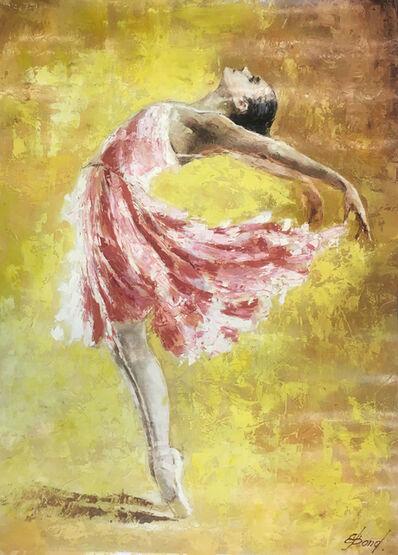 Elena Bond, 'Dancing on A Cloud'