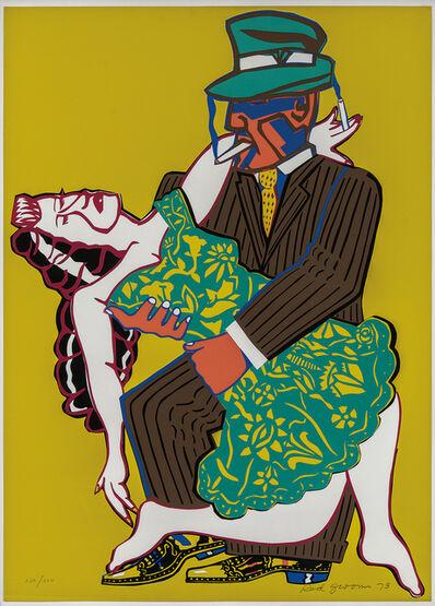 Red Grooms, 'Mango Mango', 1973