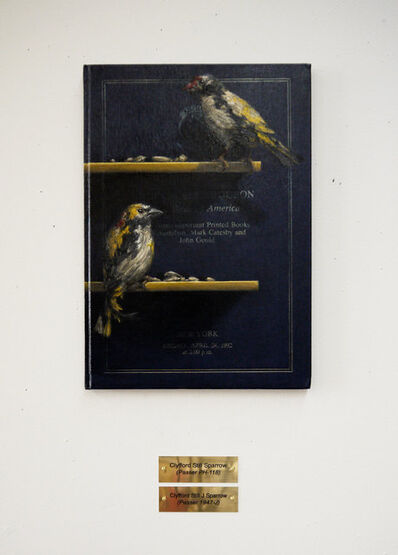 Clive Smith, 'Clyfford Still Sparrow (Passer PH-118)', 2015