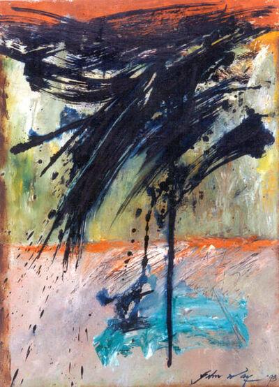 John Way 魏樂唐, 'Untitled 93 (II)', 1993