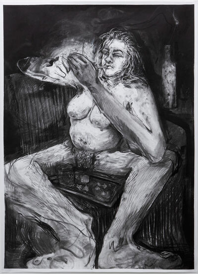 Alina Perez, 'Smoking Giant', 2019