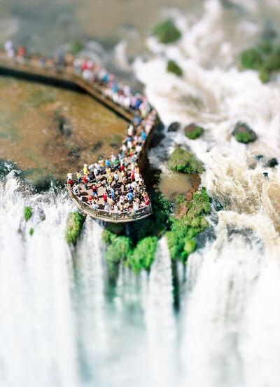 Olivo Barbieri, 'The Waterfall Project (OB-TAV XXII, TWP, Iguazu, Argentina / Brazil) ', 2006-2007