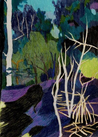 Per Adolfsen, 'In the Woods', 2020