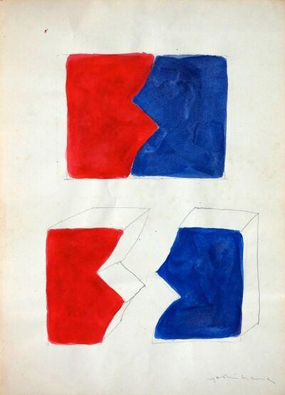 Jiro Yoshihara, 'Sakuhin', ca. 1970