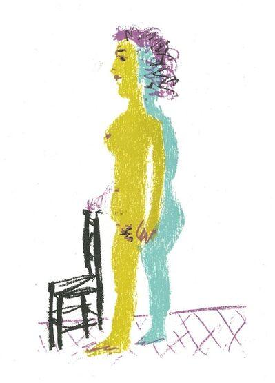 Pablo Picasso, 'Pablo Picasso Composition from A même la Pierre', 1982