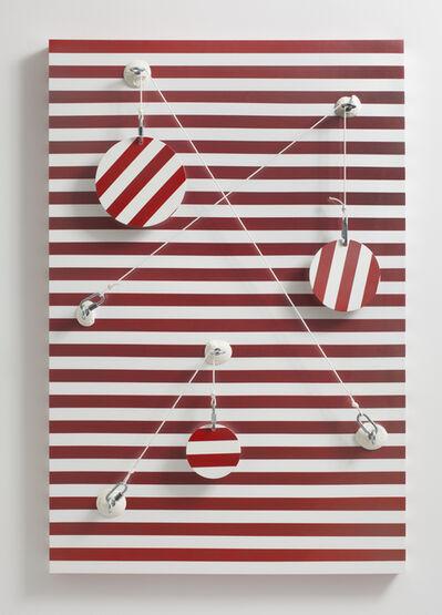 Joshua Saunders, 'Red_Stripes', 2016