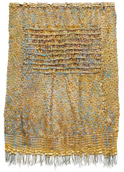 Olga de Amaral, 'Moon Basket 14', 1988