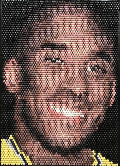 Kevin Champeny, 'Kobe Bryant RIP', 2020