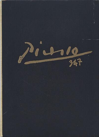 Pablo Picasso, 'Picasso 347 (2 Volumes)', 1970