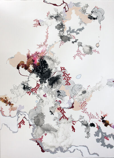 Sheila Giolitti, 'Wanderings III', ca. 2015