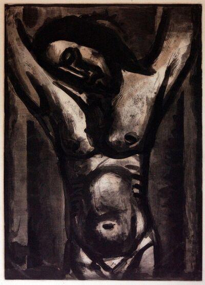 Georges Rouault, 'Jesus Sera en Agonie Jusqu'a la Fin Du Monde', 1948