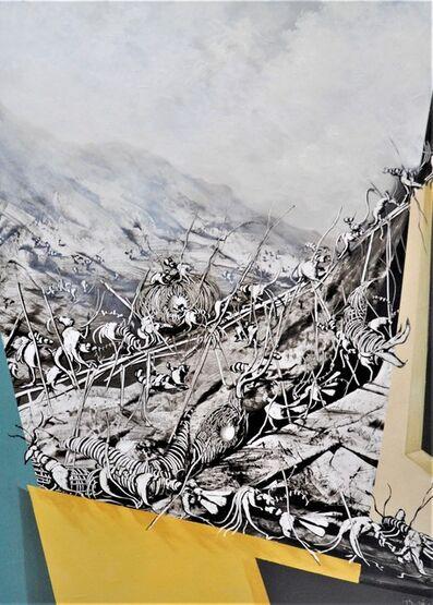José Benítez Montilla, 'Brahma 1', 2019