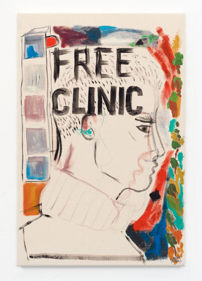 Neil Haas, 'Free Clinic', 2017