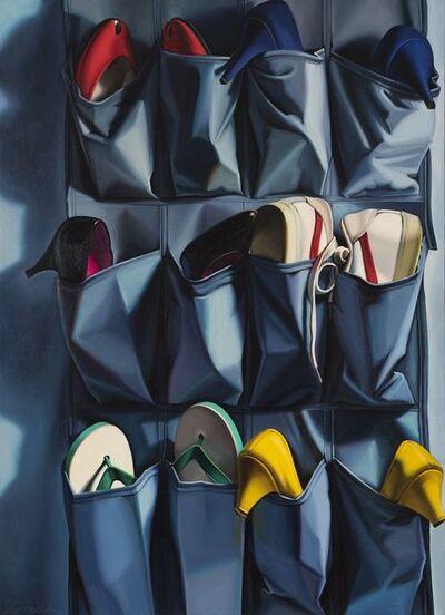 Lorraine Shemesh, 'Shoebag', 1987