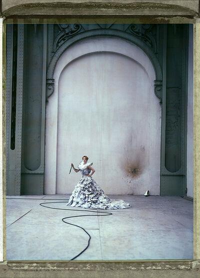 Cathleen Naundorf, 'The Last Sitting II, Dior - HC Winter 2011, 14th September 2011', 2011