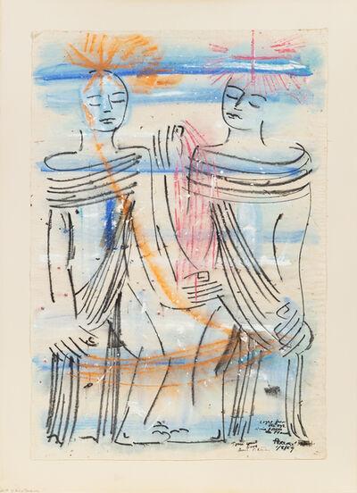 Irene Rice Pereira, 'Light for the Eye', 1959
