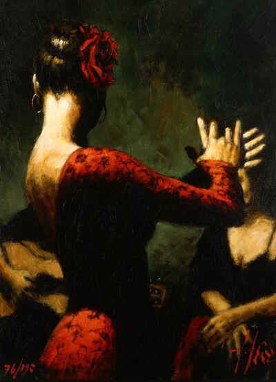 Fabian Perez, 'Tablado Flamenco I'