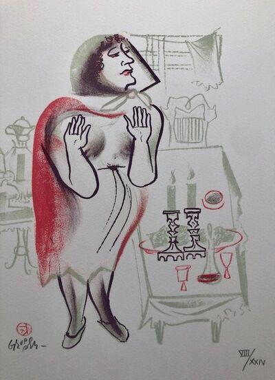 William Gropper, 'Untitled', Mid-20th Century