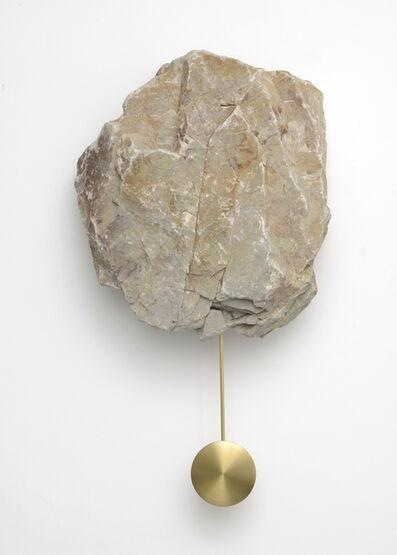 Klaus Weber, 'Clock Rock', 2015