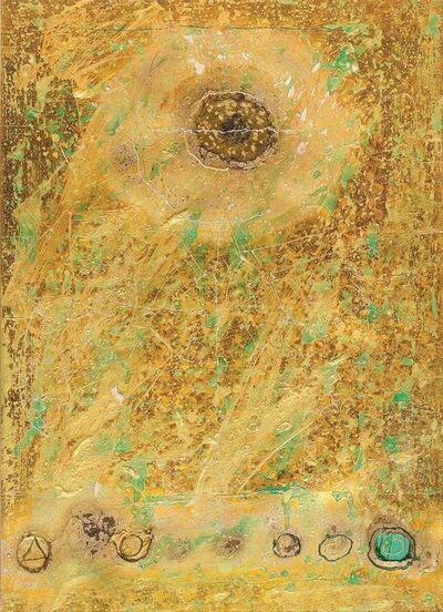 "Sunil Das, 'Collage Series VII, Foil by Artist Sunil Das ""In Stock""', 2010"