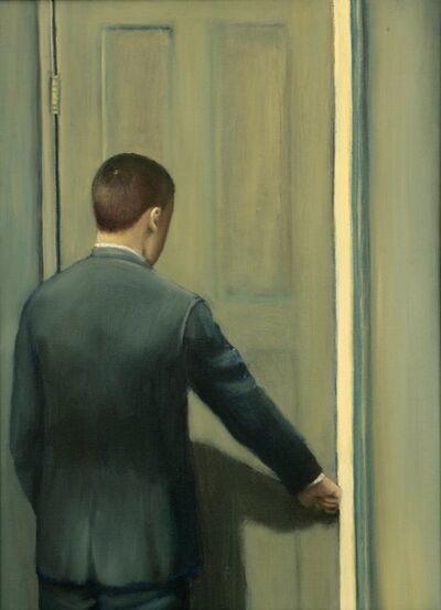 John Kirby, 'The Door', 1989