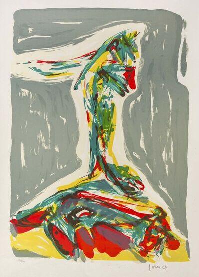Asger Jorn, 'Jubilation Larmoyennageuse', 1969